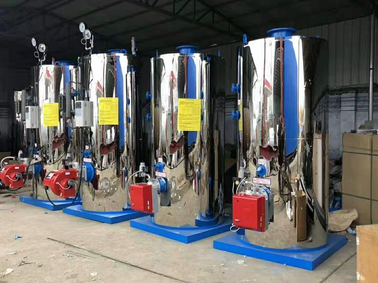 东莞两吨燃气蒸汽发生器