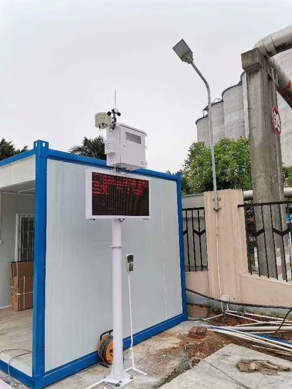 OEM扬尘噪声监测系统报价
