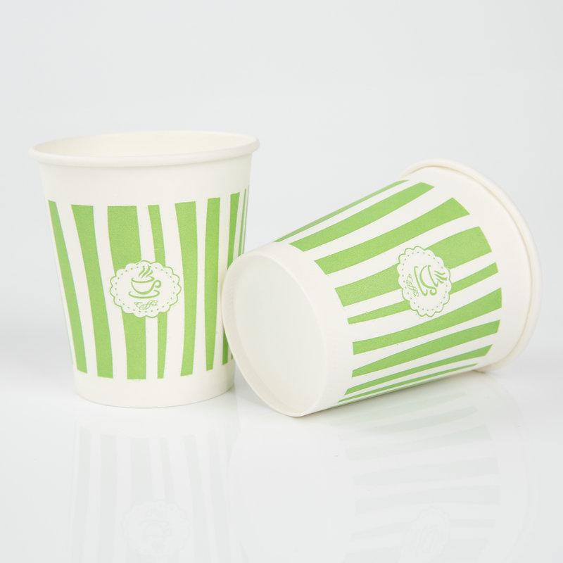 曲靖纸杯订做logo 9盎司