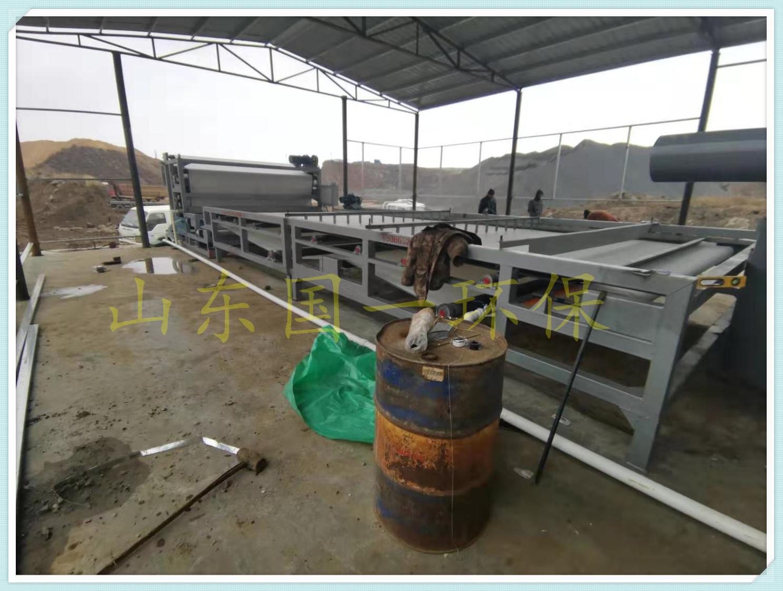 洗沙泥浆脱水设备公司