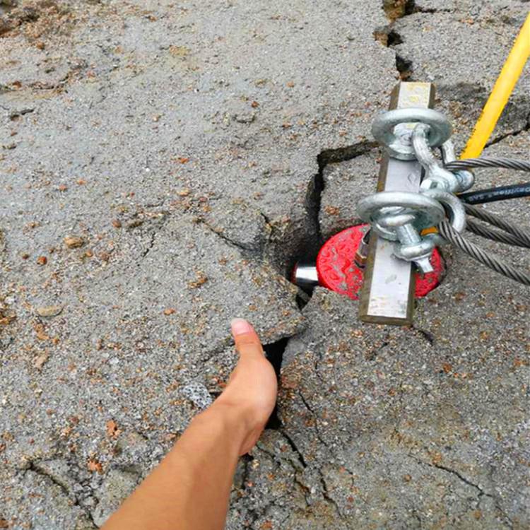 肇庆静态岩石液压劈裂棒生产商