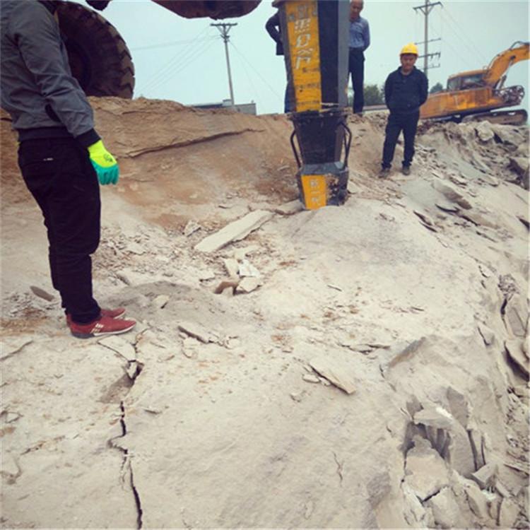 山西静态岩石液压劈裂棒供应商