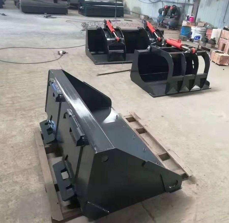 盖尔3640E 4240E除雪刷 清扫刷货叉 货铲 铲斗
