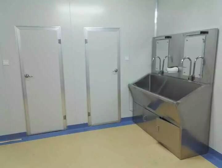 层流手术室净化洁净走廊