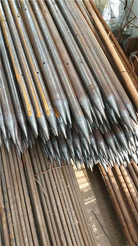 广西贺州小导管尖头机价格/厂家