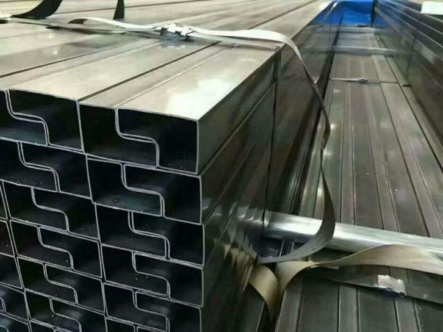 40*60鍍鋅P形管 P形管廠家