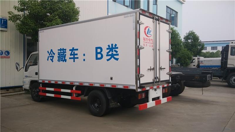 郑州小型冷藏车报价