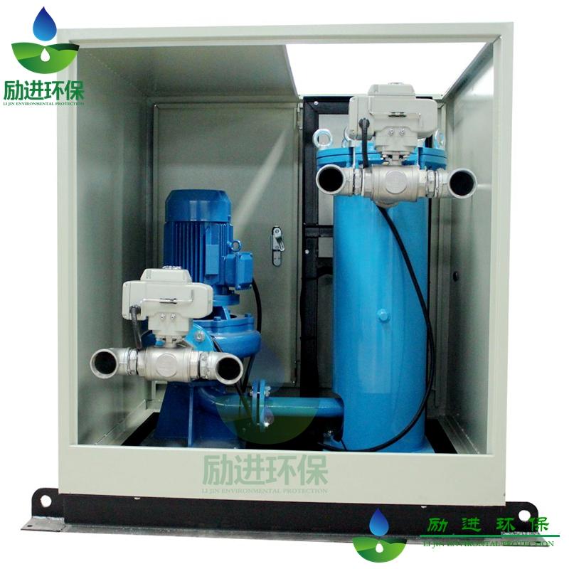 智能冷凝器在线清洗装置规格