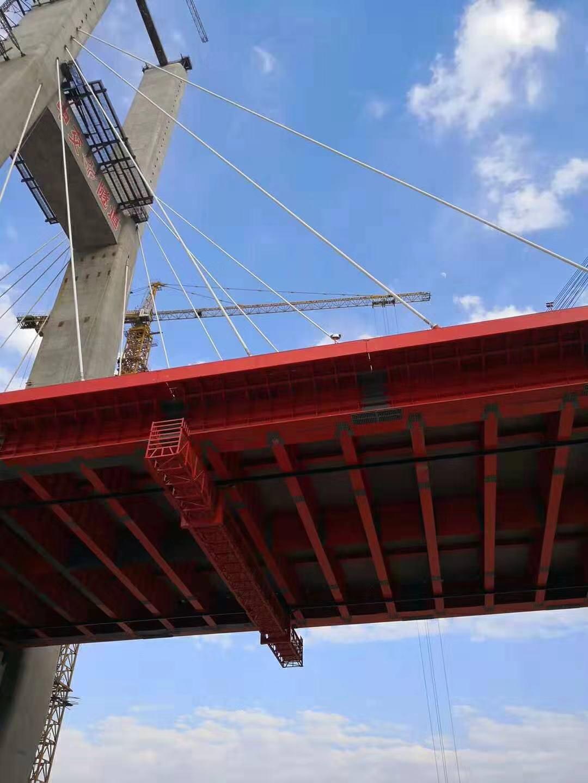 橋梁檢測車高空作業施工方案