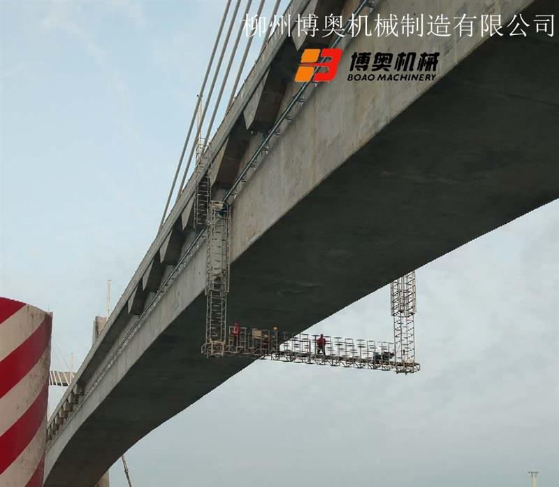 桥梁施工吊篮安全规范