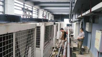 北京中央空調維修 中央空調維修電話