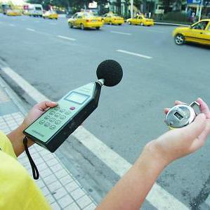 四川酒吧噪音检测中心