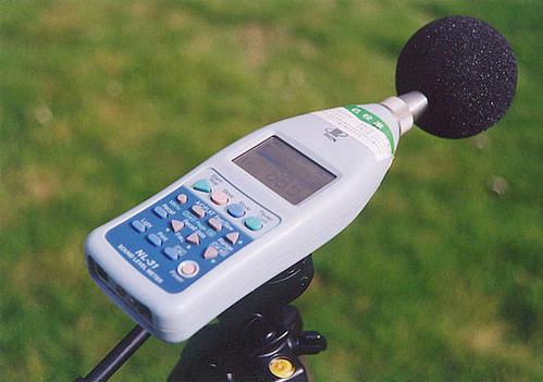 成都游乐园噪音检测电话