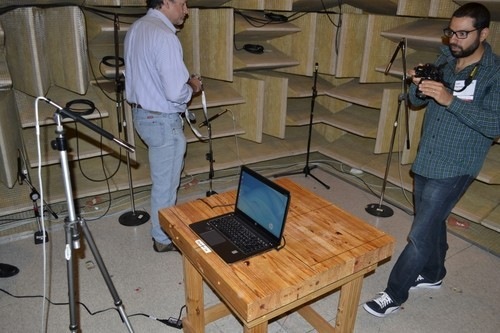 四川会议室噪音检测中心