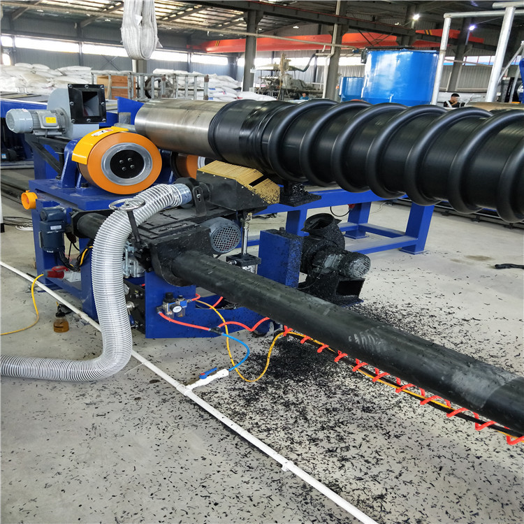 山东HDPE增强缠绕结构壁管厂家