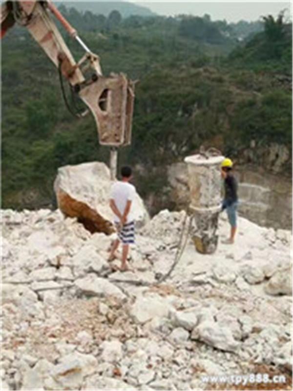 郑州地基开挖岩石劈裂棒价格