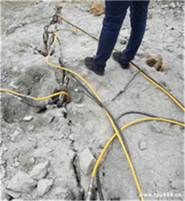大连挖水渠岩石劈裂棒规格