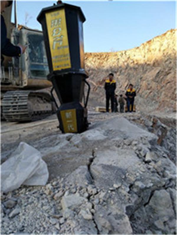 无锡地基开挖岩石劈裂棒价格