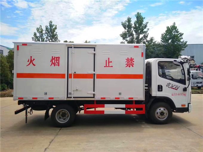 4吨氧气瓶运输车气瓶运输车定制