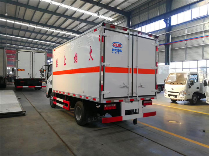 8吨煤气坛子运输车气瓶运输车报价