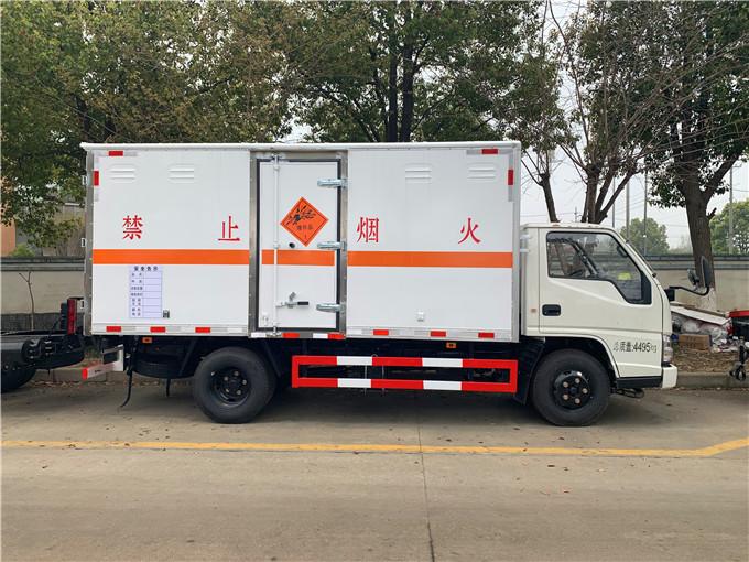 小型氧气坛子运输车气瓶运输车报价