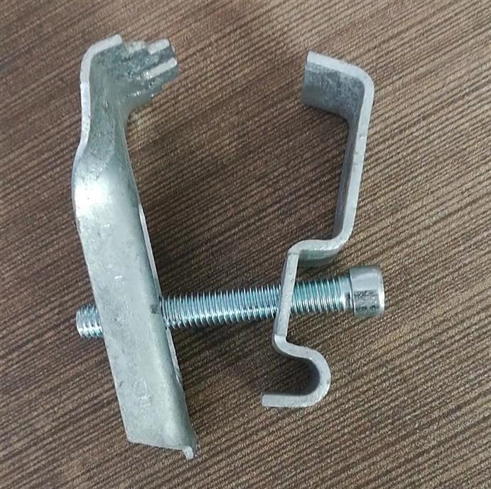 云南钢格板安装夹批发厂家