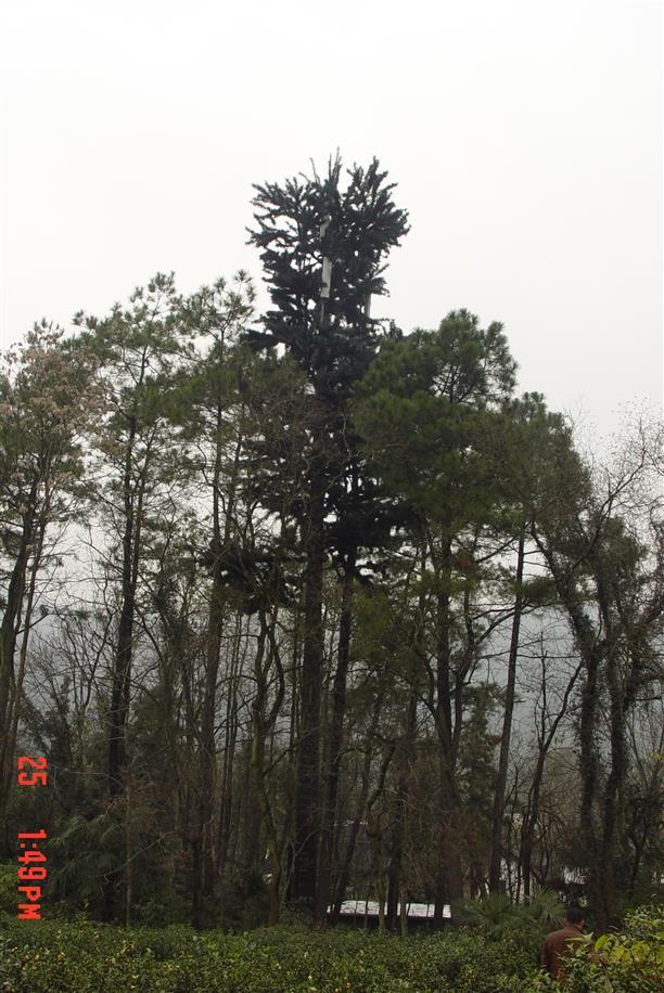 南京仿生樹 工藝裝飾塔