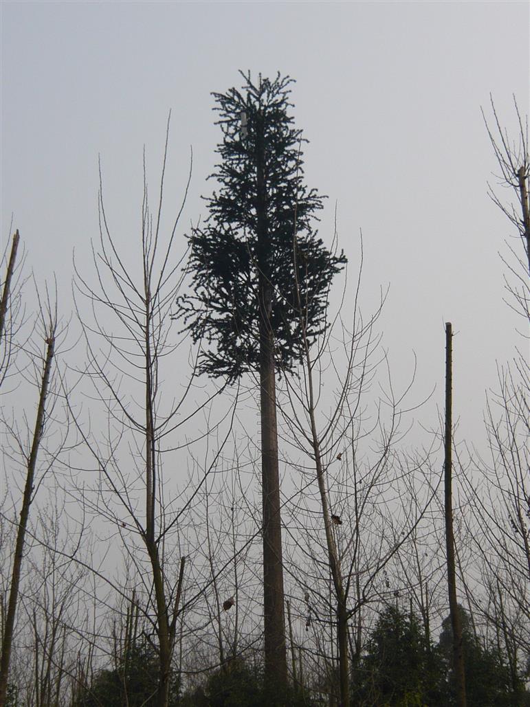 仿生樹重量 裝飾塔