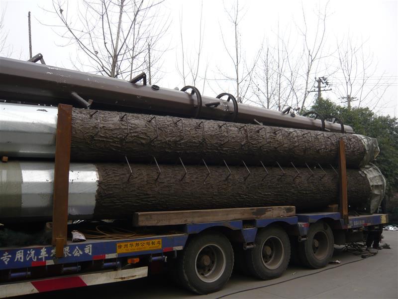 仿生樹重量