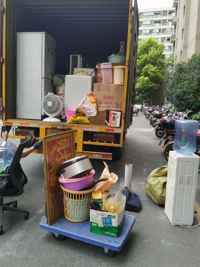徐泾居民搬家价目表