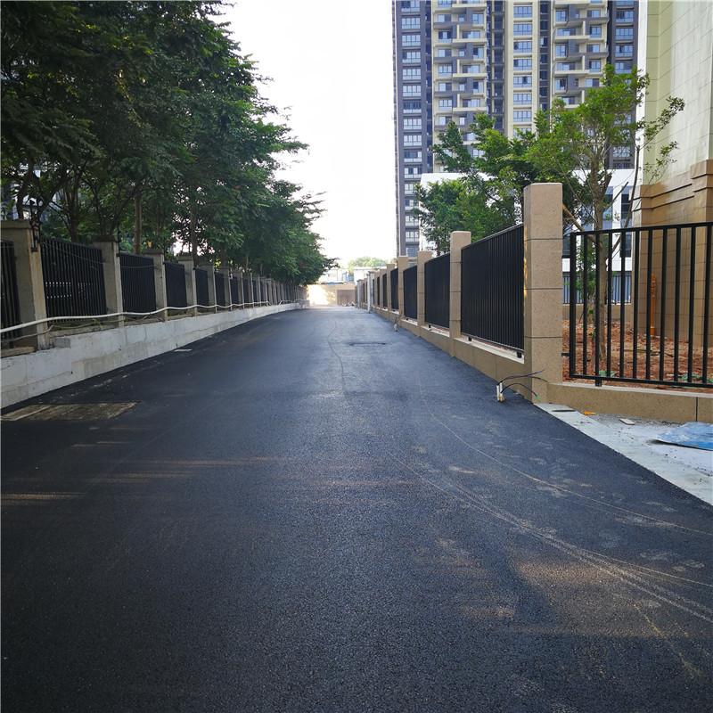 深圳南山大磡沥青路面施工