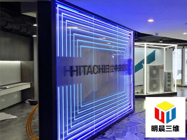 上海激光內雕發光玻璃提供打樣
