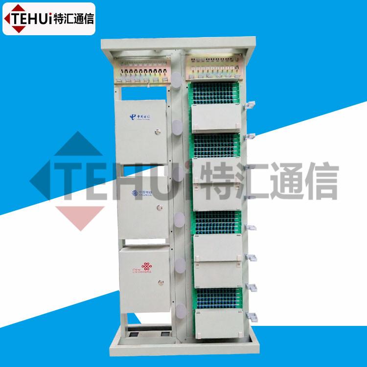 佛山三網合一光纖配線架 三網合一ODF配線柜