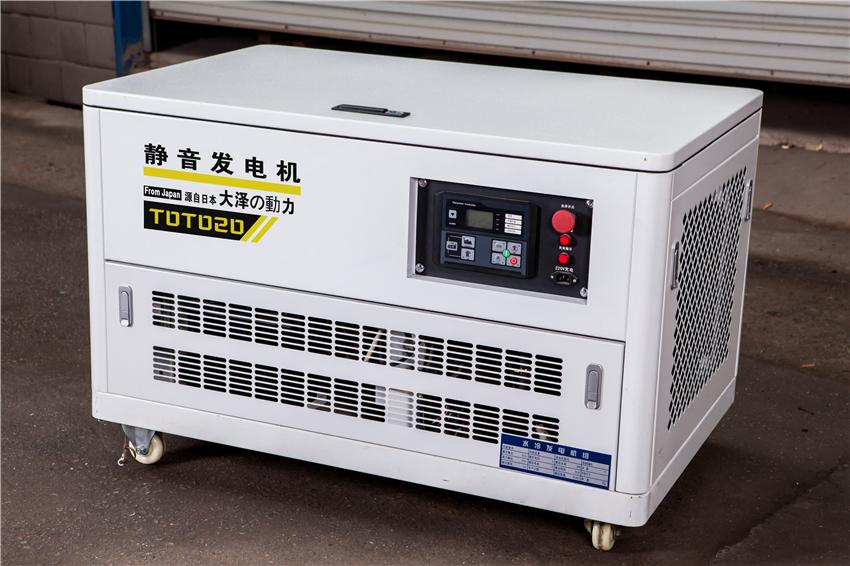 20KW汽油发电机 (30)