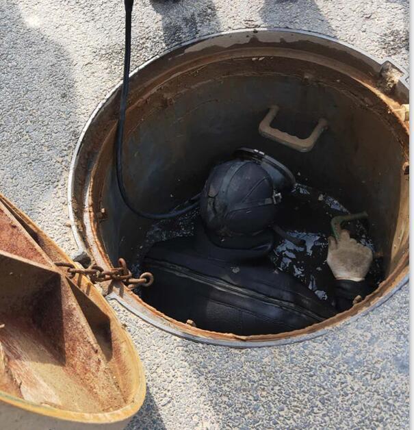 郑州新郑郭店镇蛙人潜水封堵电话 蛙人水下施工 品质见证