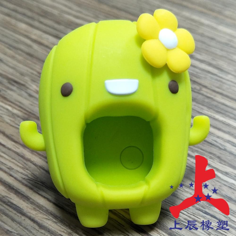 深圳上辰硅膠滴膠廠多色硅膠公仔硅膠護套