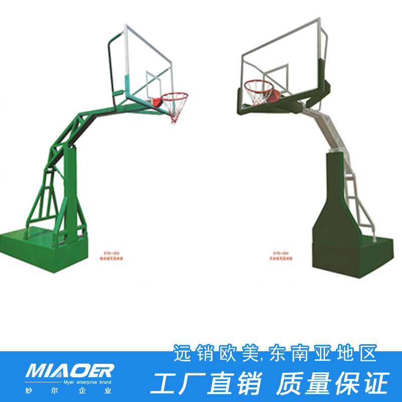 杨浦成品篮球架红双喜篮球架体育球架生产厂家