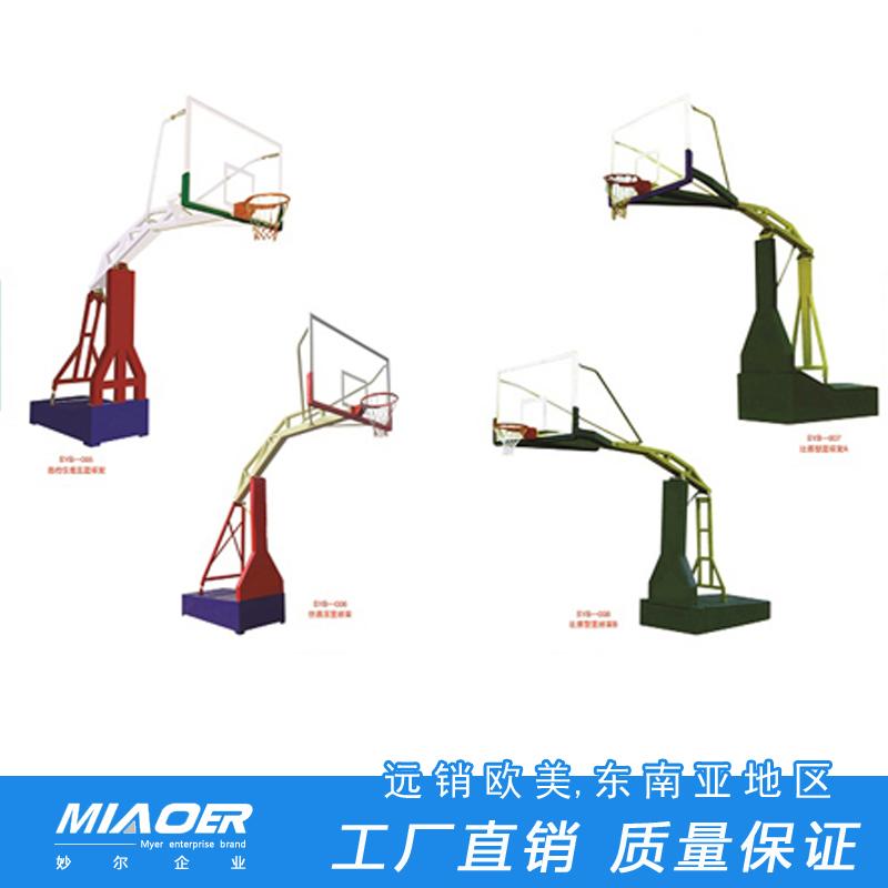 徐汇户外体育健身器材篮球架销售球场器材价格