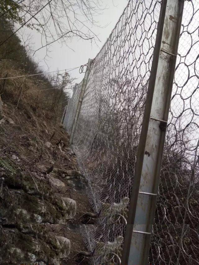 贵阳滑坡防护网检测价格