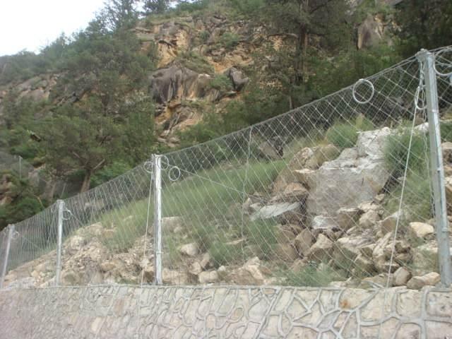 四川边坡防护网检测