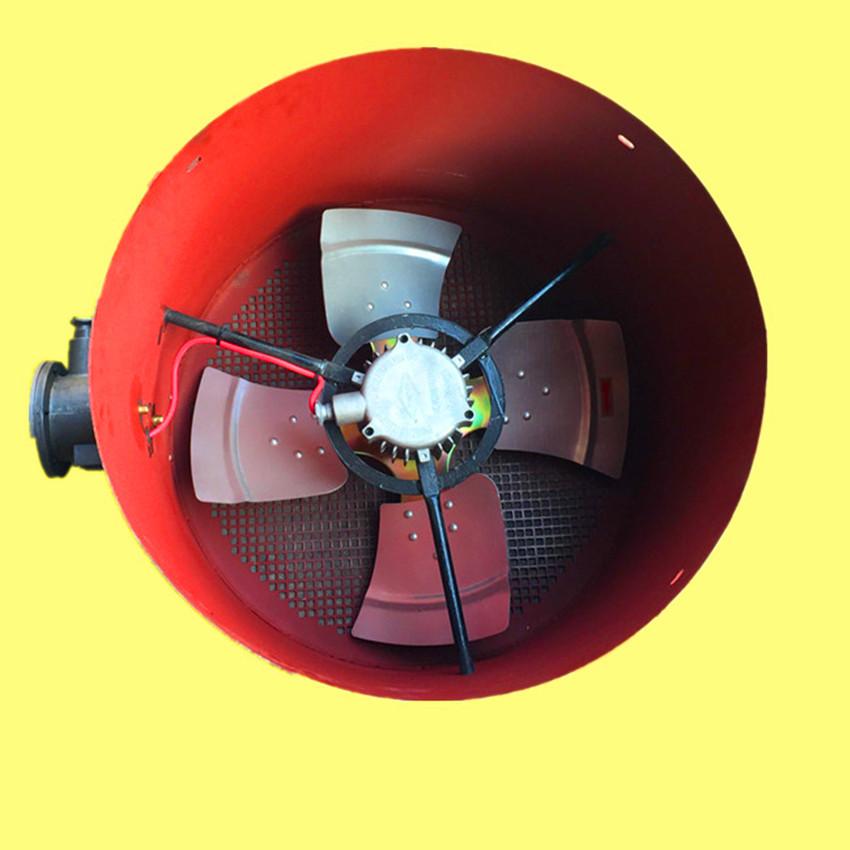 全銅變頻電機通風機 電機散熱風扇葉