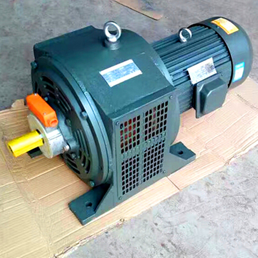 YZR三相異步滑環電機配件 定做