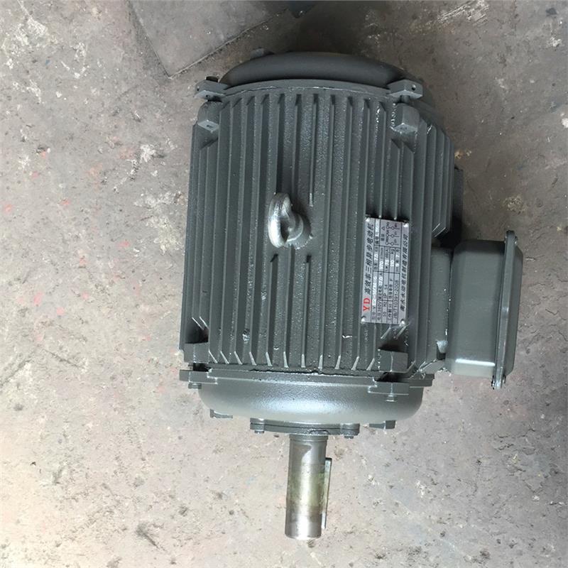 YCT調速三相異步電機端蓋