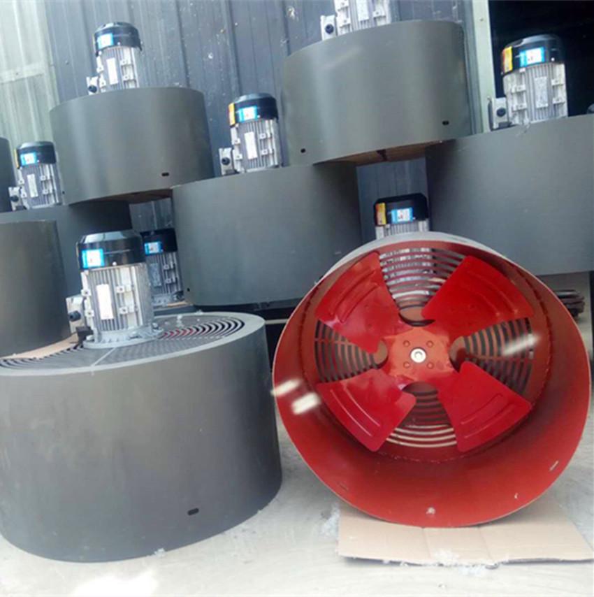 H變頻調速電機通風機定制 GPB電機散熱冷卻風機