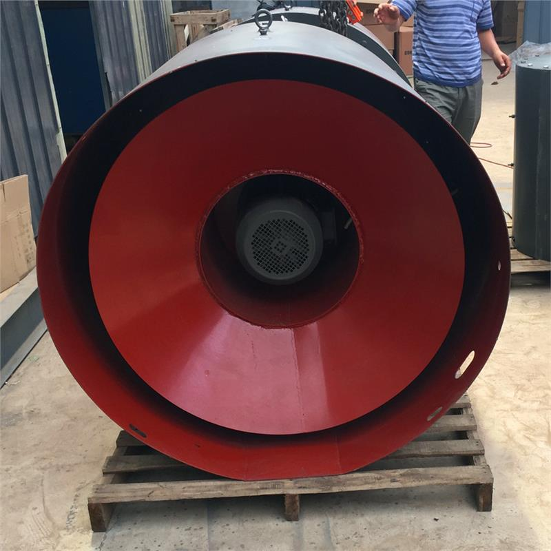 HL變頻調速電機通風機定制