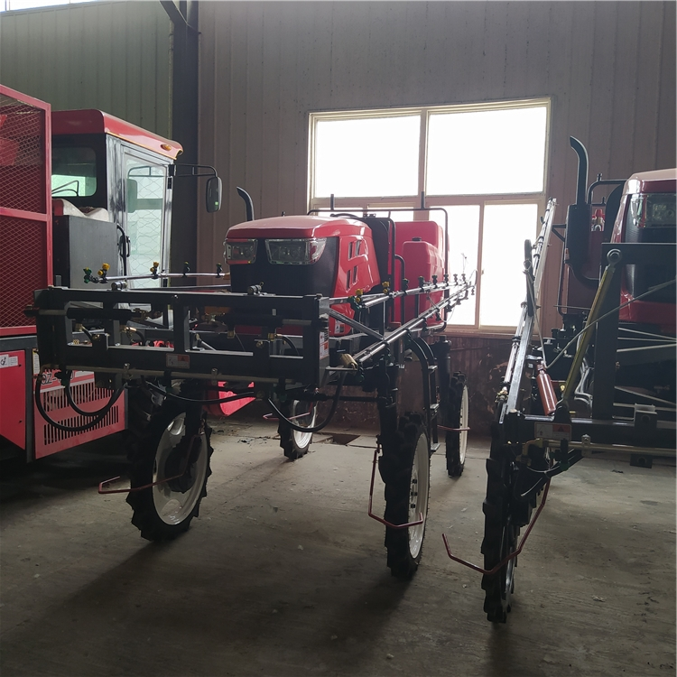 拖拉機柴油大馬力噴霧車