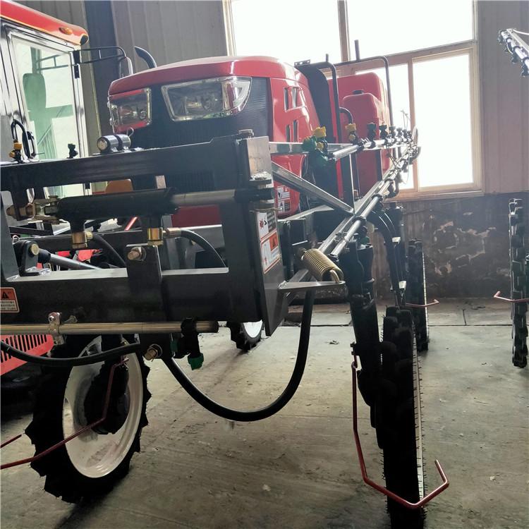 拖拉機可升降噴桿打藥機生產公司