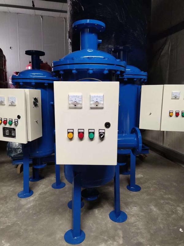 揚州全程水處理器