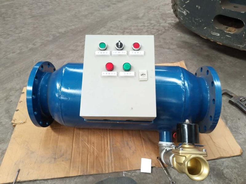 山东电子水处理器 高频水处理器公司 设备体积小