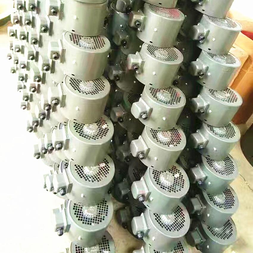 變頻電機G系列風機定制 電機獨立散熱風扇